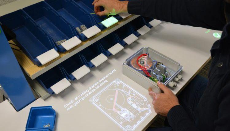Robotisering door IJssel Technologie